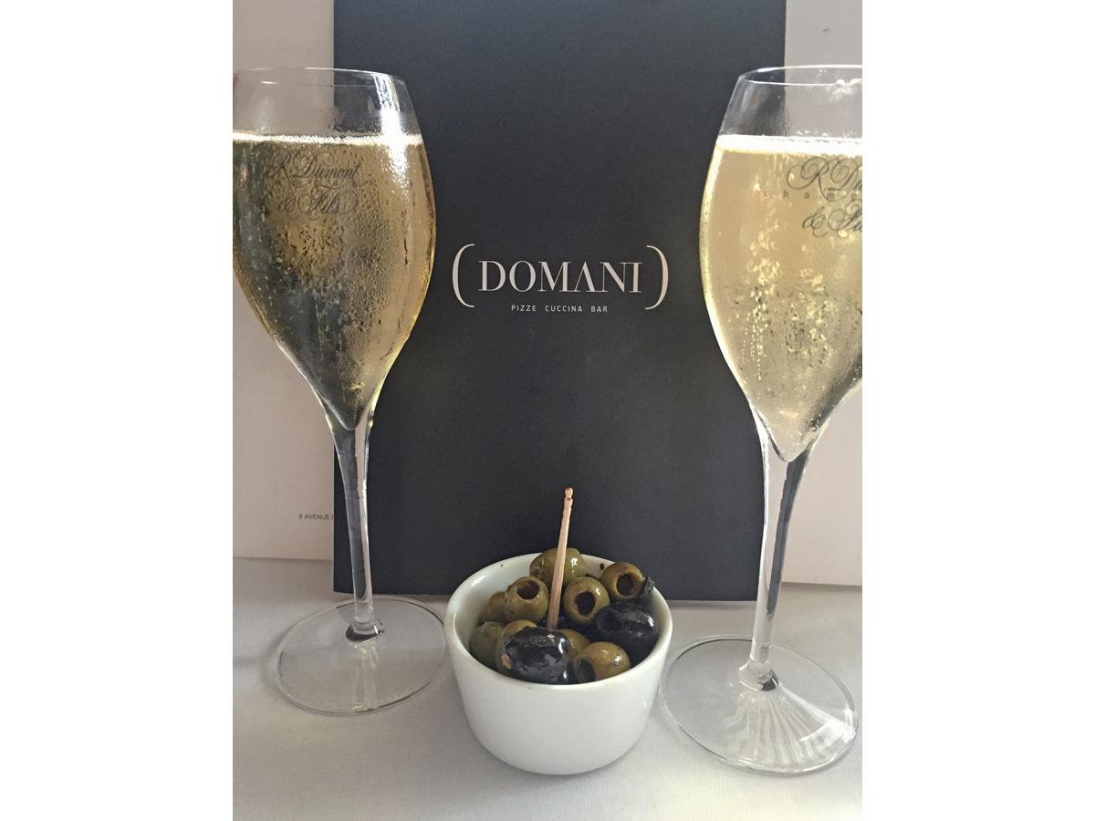 Restaurant Domani Paris