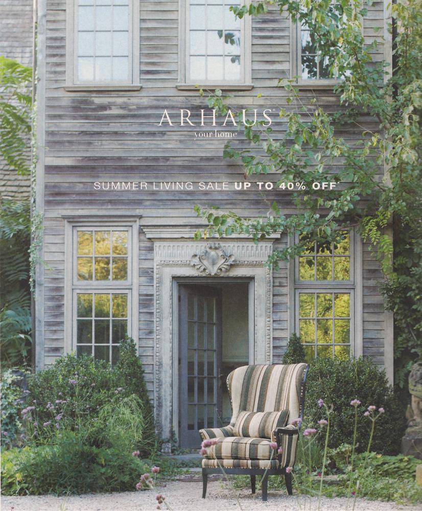 Arhaus cover