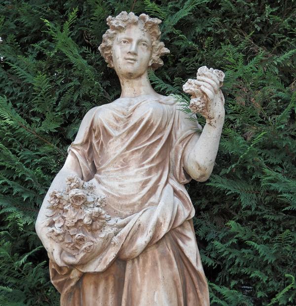 statue patina