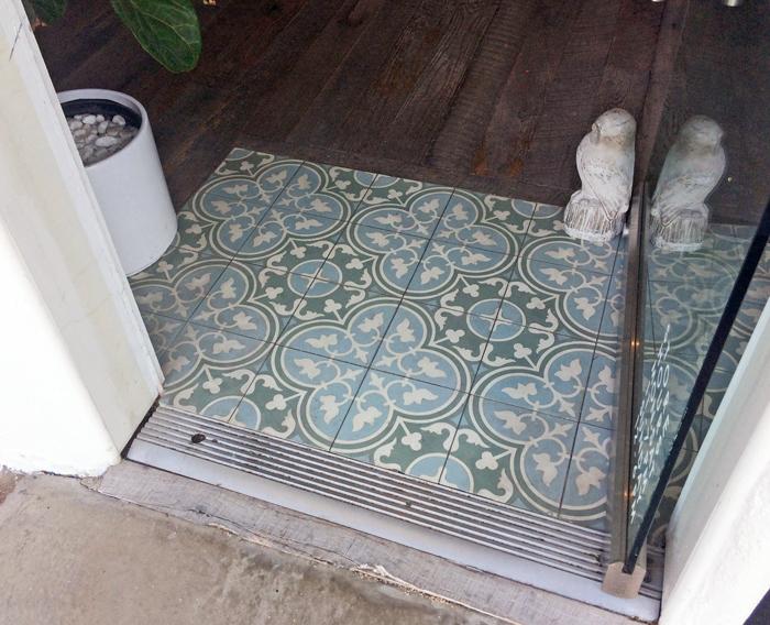entry floor tiles