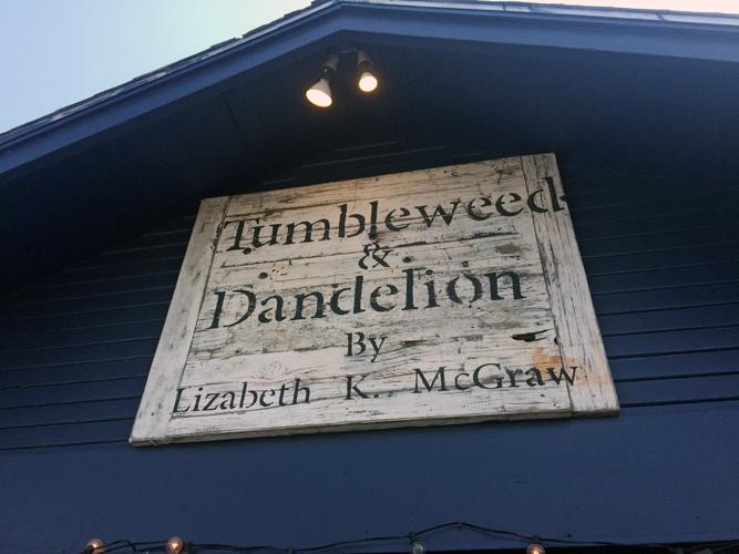tumbleweed and dandelion 1