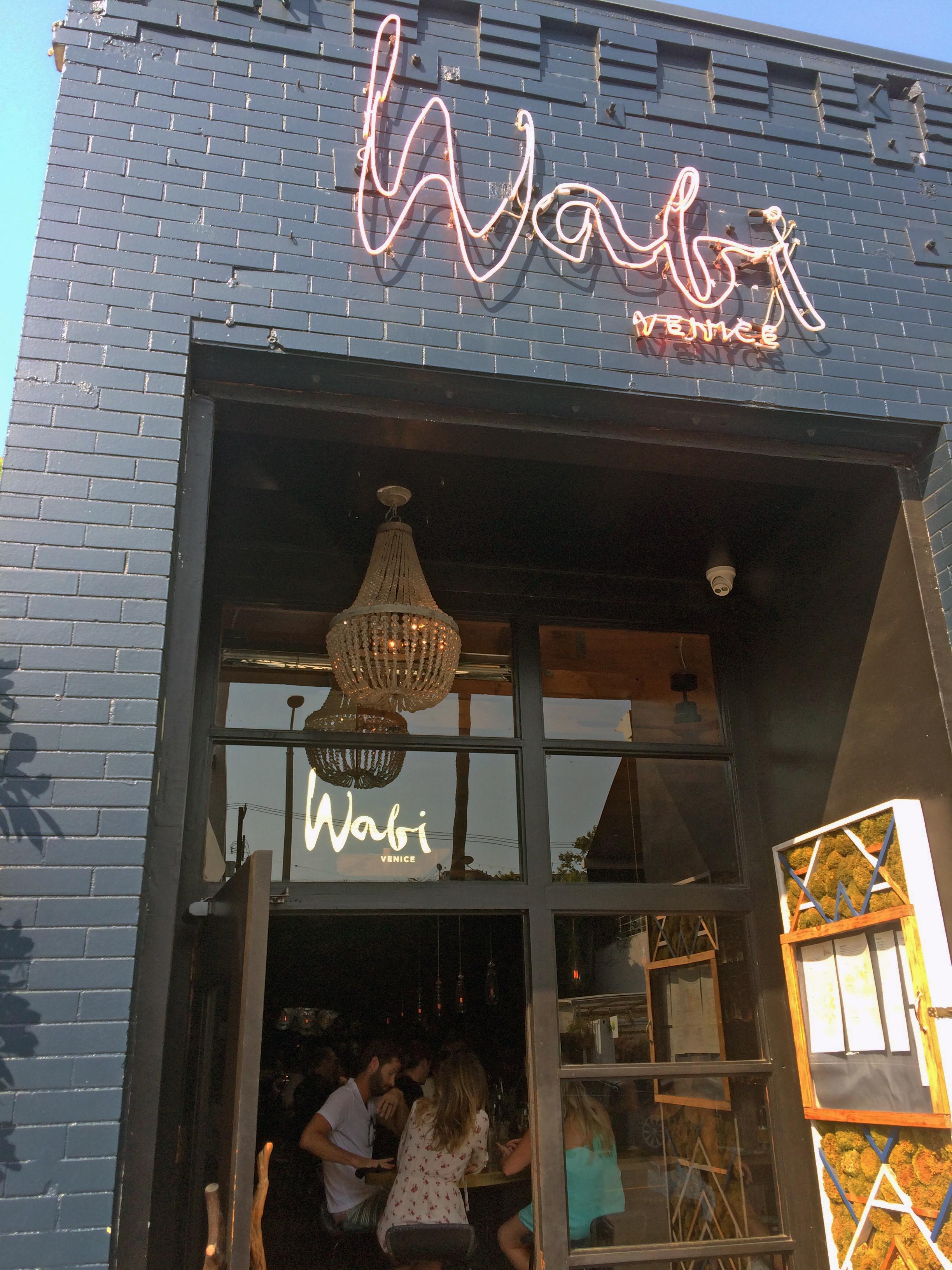 wabi sushi entrance