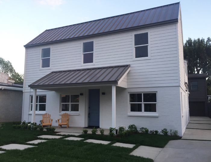 The Palm House  - A True Modern Farmhouse.